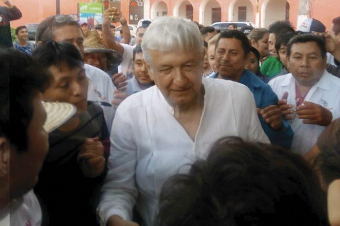 Para AMLO, tres años son suficientes para acabar con el narcotrafico | El Imparcial de Oaxaca