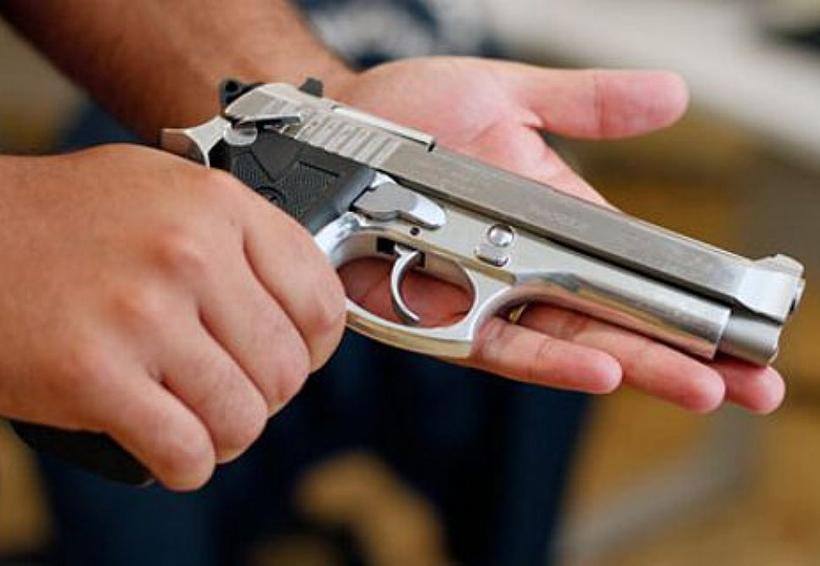 Detienen a tres personas con armas de fuego | El Imparcial de Oaxaca