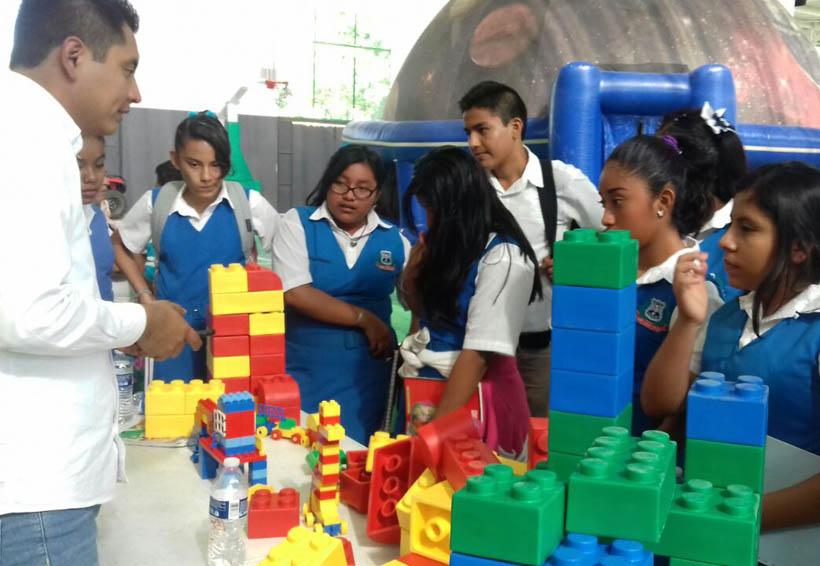 Arranca la semana  de Ciencia y Tecnología en Salina Cruz