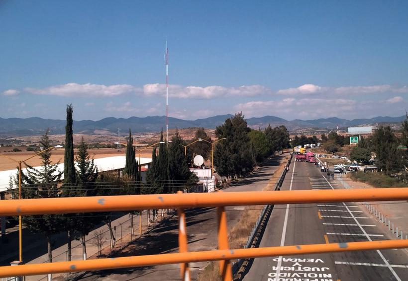 Liberan paso de autopista en Nochixtlán | El Imparcial de Oaxaca