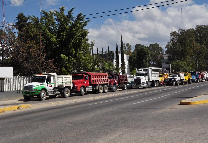 Protesta CTM por adeudos de Sinfra y SCT | El Imparcial de Oaxaca