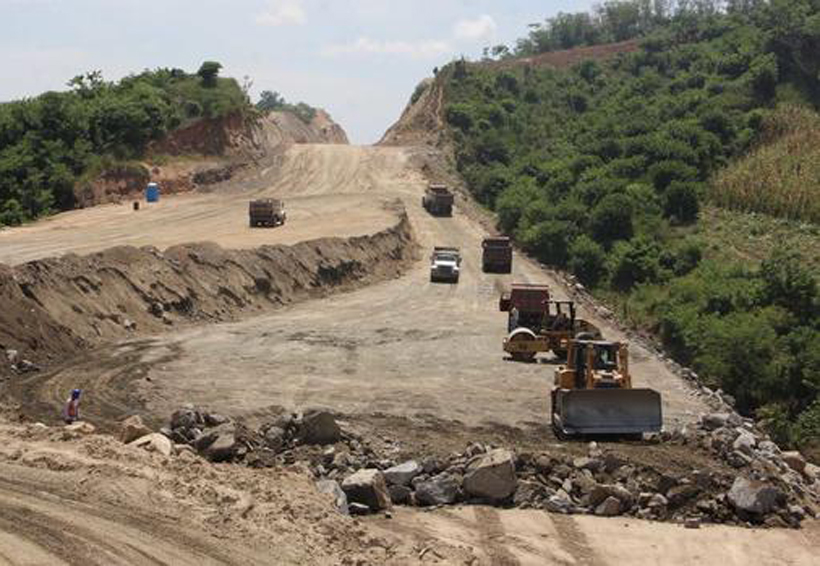 """Este año reinician obras en autopista a la Costa"": AMH | El Imparcial de Oaxaca"