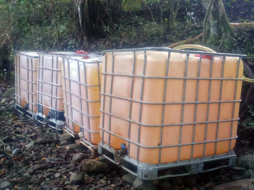 Aseguran siete mil litros de hidrocarburo en Oaxaca | El Imparcial de Oaxaca