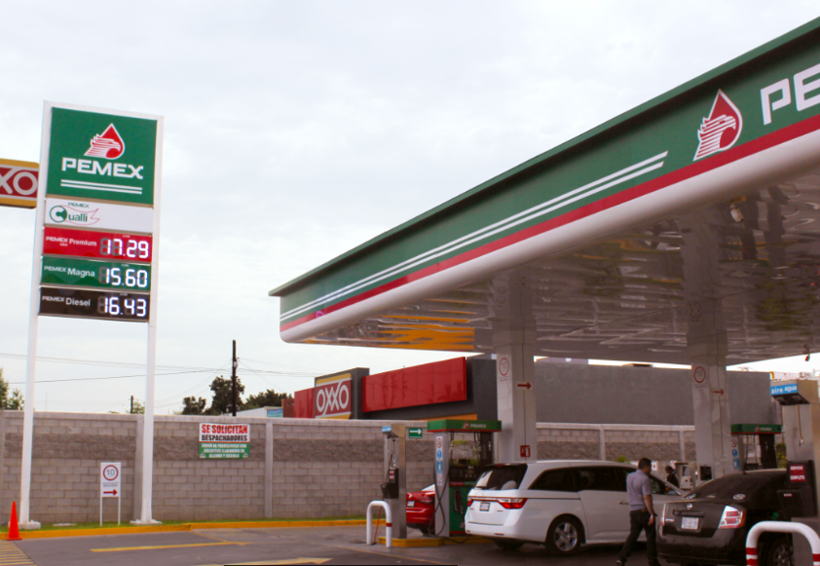 Continúa alza en gasolinas; estaciones no exhiben precios | El Imparcial de Oaxaca
