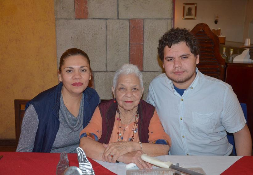 Doña Alicia cumple 80 años
