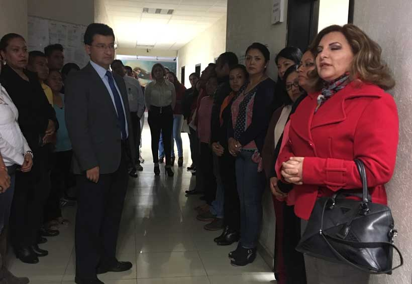 Se atacará la violencia desde las instituciones: Sánchez Cortés | El Imparcial de Oaxaca