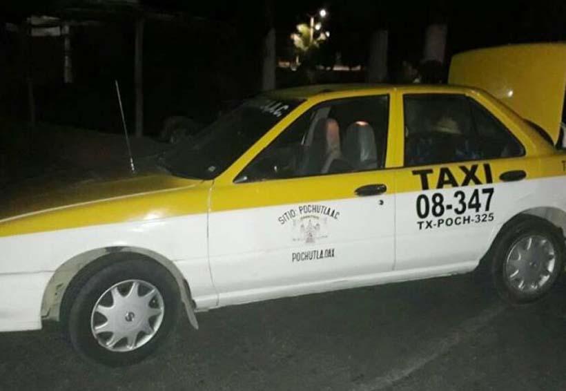 Detienen a taxista y pasajeros por portación de arma de fuego | El Imparcial de Oaxaca