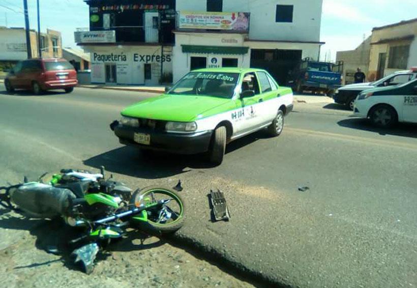 Atropellan a motociclista en Tehuantepec, Oaxaca | El Imparcial de Oaxaca