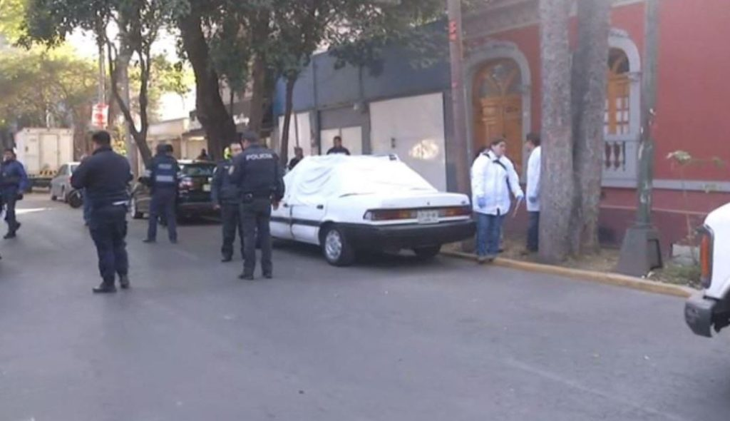Padre de familia se dispara frente a su hijo | El Imparcial de Oaxaca