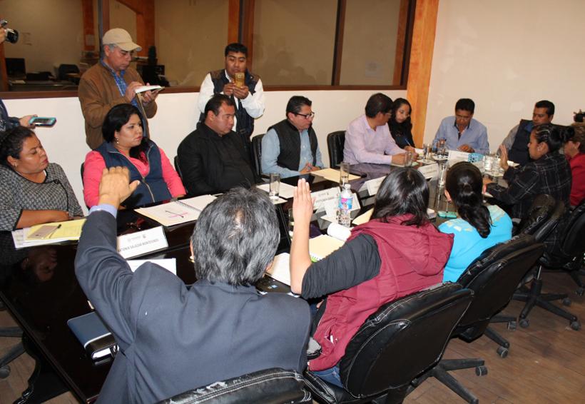 En la nómina municipal, familiares de regidores en Huajuapan de León, Oaxaca
