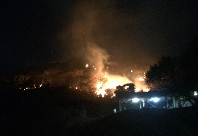 Inicia el año con incendios forestales en Oaxaca | El Imparcial de Oaxaca