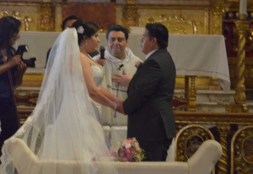 Éricka e Isaac  dieron un gran paso en sus vidas