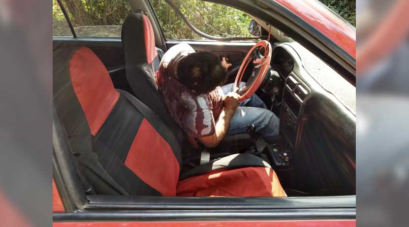 Asesinan en su  auto a ruletero en Soyaltepec   El Imparcial de Oaxaca