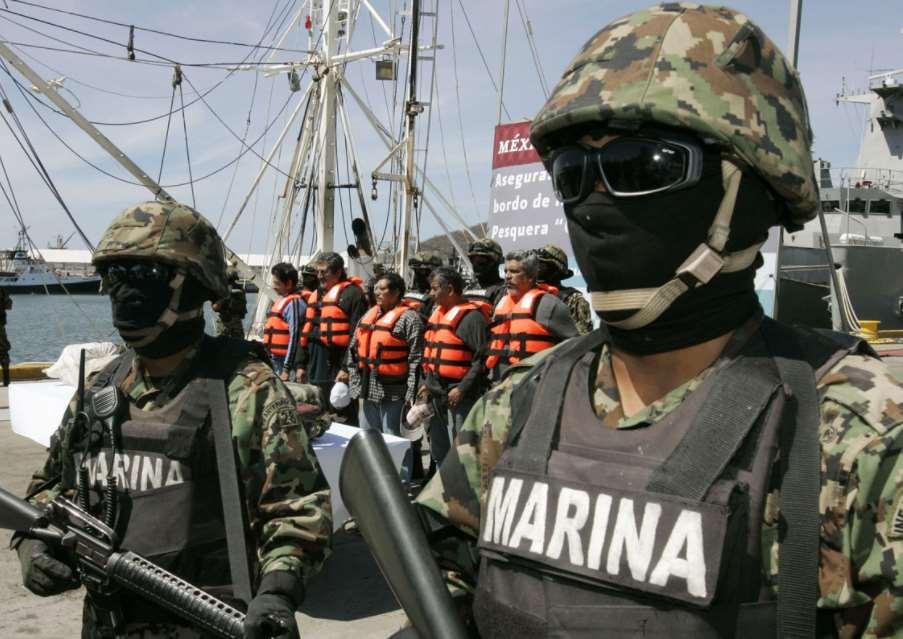 Marina torturó y vinculó a joven con Los Zetas por tener tatuaje: CNDH | El Imparcial de Oaxaca