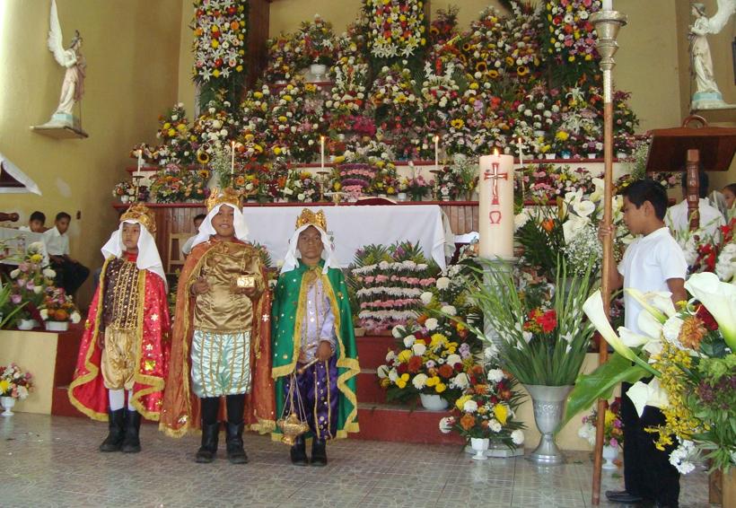 Inician las fiestas patronales de Santos Reyes Nopala, Oaxaca   El Imparcial de Oaxaca