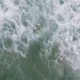Video: Dron salva la vida a dos surfistas que se ahogaban