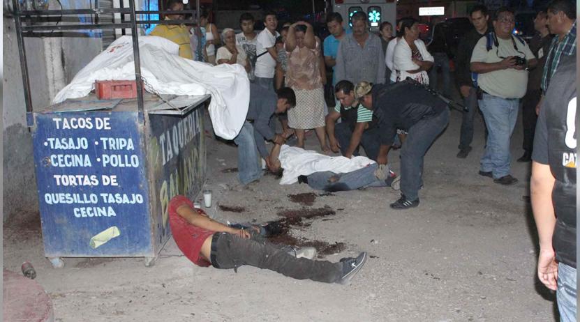 Preso, otro involucrado en masacre en Oaxaca | El Imparcial de Oaxaca