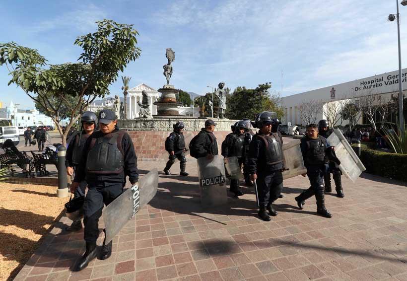 Oaxaca, rezagada en seguridad | El Imparcial de Oaxaca