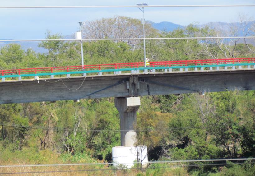 Listo, después de 4 meses, el puente de Ixtaltepec | El Imparcial de Oaxaca