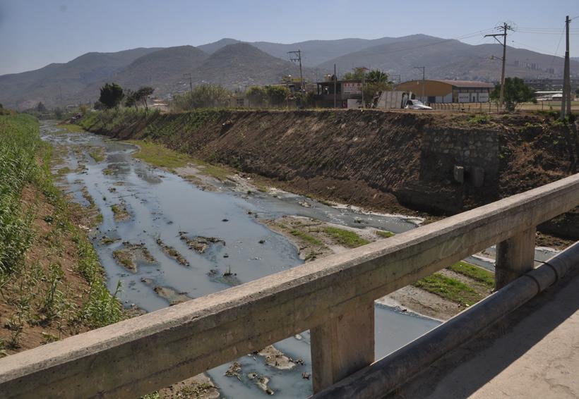 En Oaxaca los Ríos, Atoyac y Salado canales de aguas negras | El Imparcial de Oaxaca