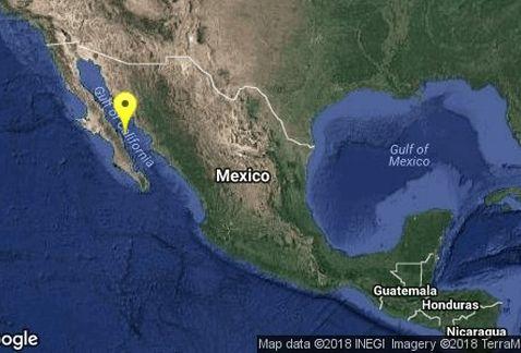 Sismo de 6.3 sacude Baja California Sur | El Imparcial de Oaxaca