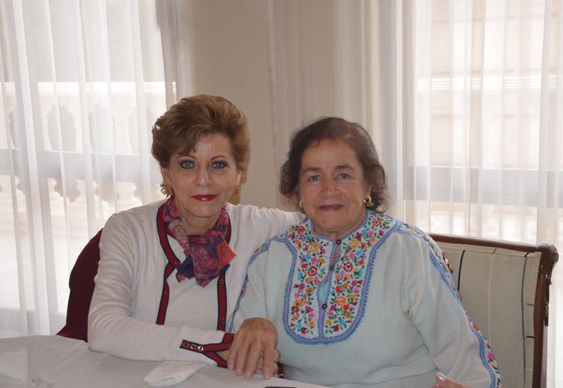 Buenos deseos para Teté y Margarita