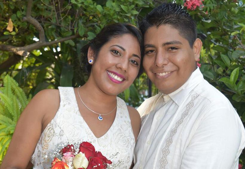Levi y Sidney unen sus vidas | El Imparcial de Oaxaca