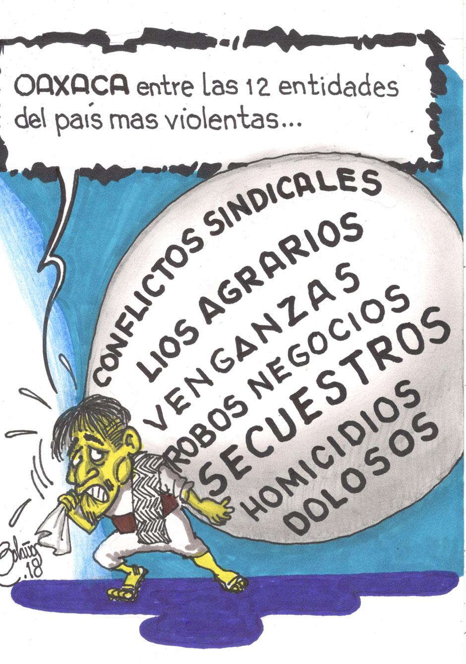 080218 | El Imparcial de Oaxaca