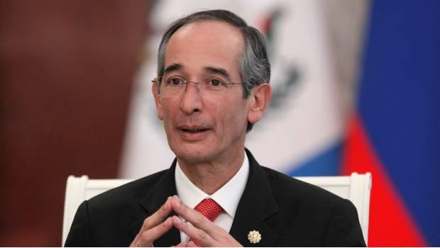 Detienen al ex presidente guatemalteco Álvaro Colom por caso de corrupción | El Imparcial de Oaxaca