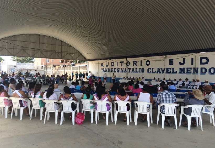 Conmemoran asesinato de Natalio Clavel Mendoza en la costa de Oaxaca | El Imparcial de Oaxaca