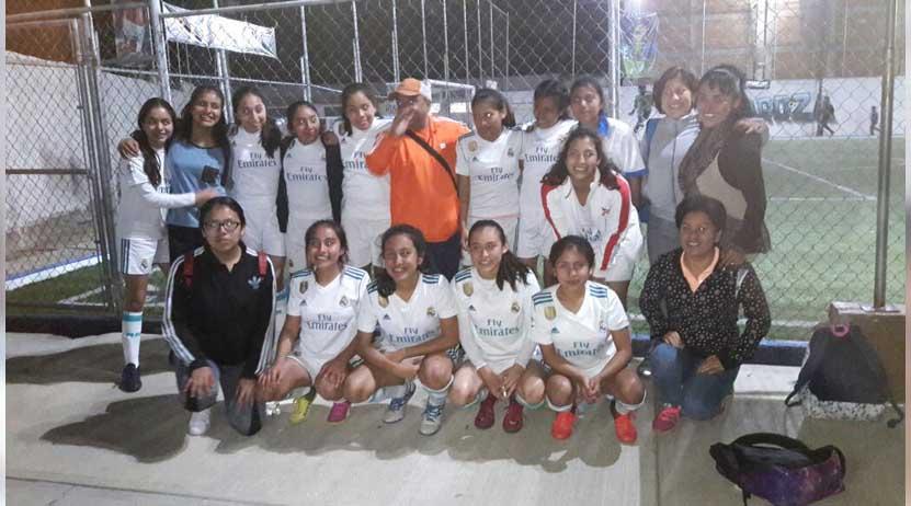 Aspiran Tuzas al campeonato de  la Liga Futbol 7 | El Imparcial de Oaxaca