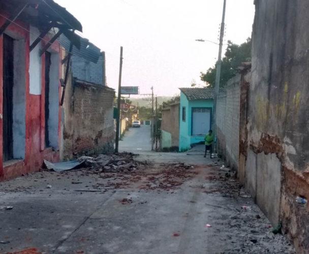 Aumentan daños en la Costa Chica de Oaxaca