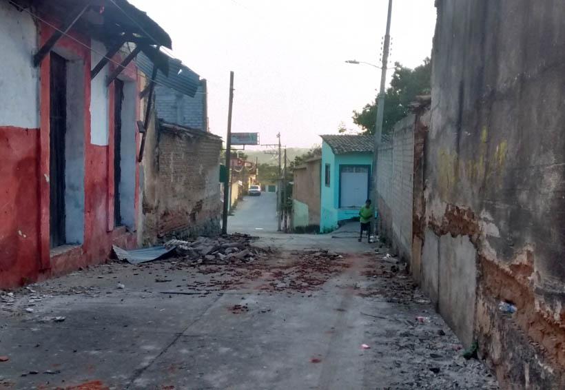 Aumentan daños en la Costa Chica de Oaxaca | El Imparcial de Oaxaca