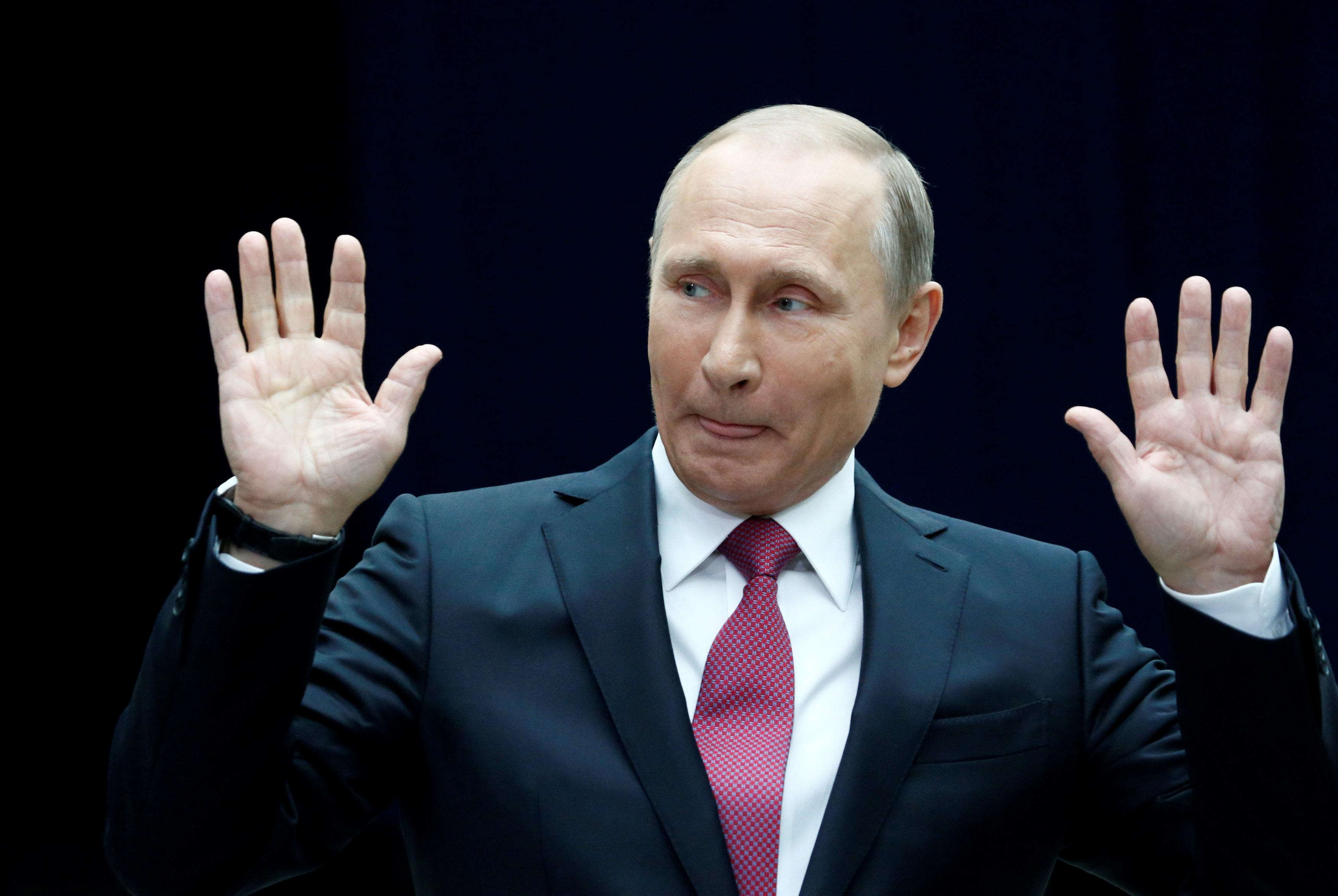 Vladímir Putin confiesa que no usa 'smartphone' ni tiene redes sociales | El Imparcial de Oaxaca