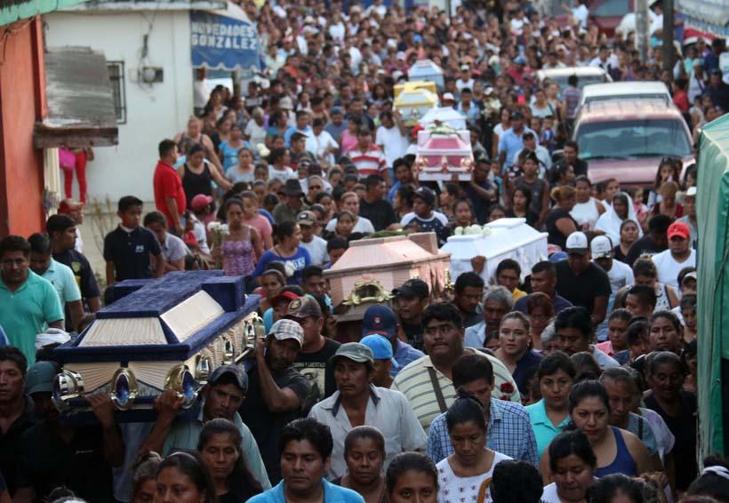 Fallecen 13 personas por desplome de helicóptero en la Costa; siguen las investigaciones   El Imparcial de Oaxaca