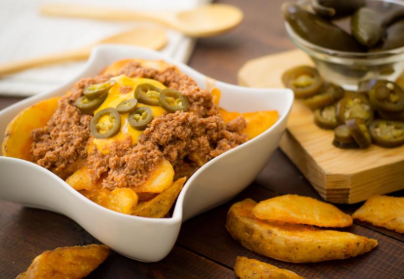 Papas nachos   El Imparcial de Oaxaca
