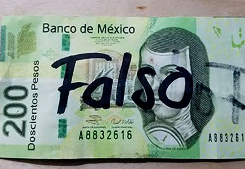 Billetes de 200 pesos son los más falsificados | El Imparcial de Oaxaca