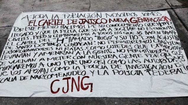 Cártel de Jalisco Nueva Generación llegó a CdMx; PGR ya había alertado | El Imparcial de Oaxaca