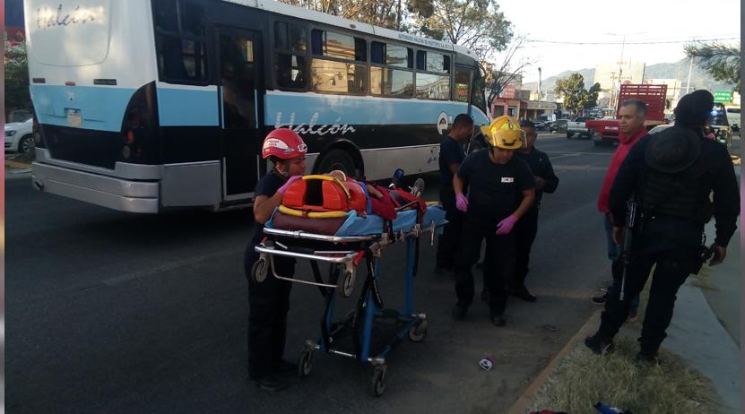 Arrollan a niño en San Antonio de la Cal | El Imparcial de Oaxaca