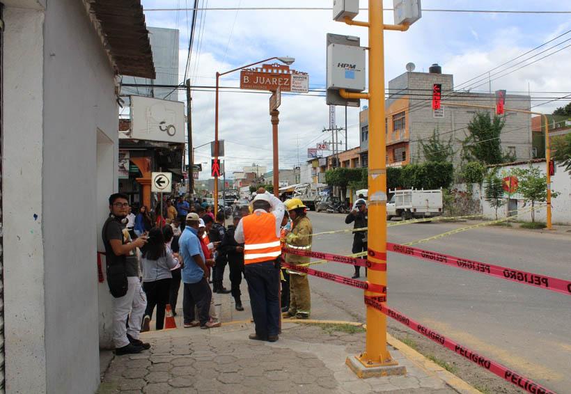 Sin daños en Huajuapan por sismos de febrero