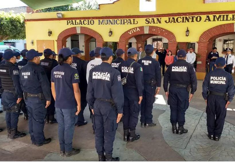 Combate frontal de la policía en contra de la delincuencia en Oaxaca | El Imparcial de Oaxaca