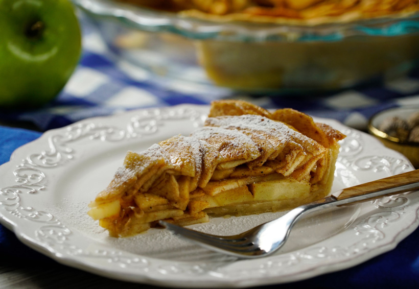 Tarta de manzana con caramelo | El Imparcial de Oaxaca