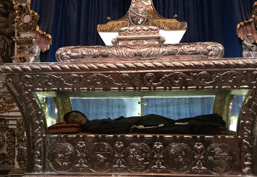 Sebastián de Aparicio; Un beato que quiere ser santo