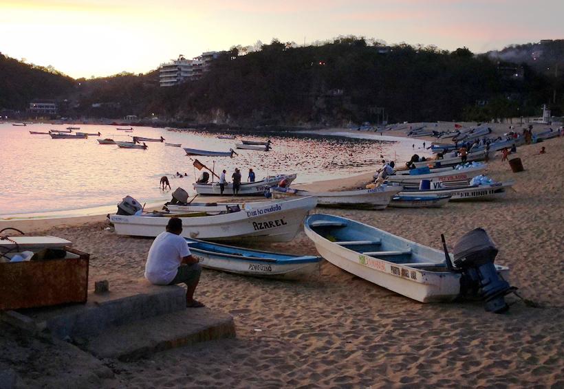 Pescadores buscan atención del gobierno de Oaxaca | El Imparcial de Oaxaca