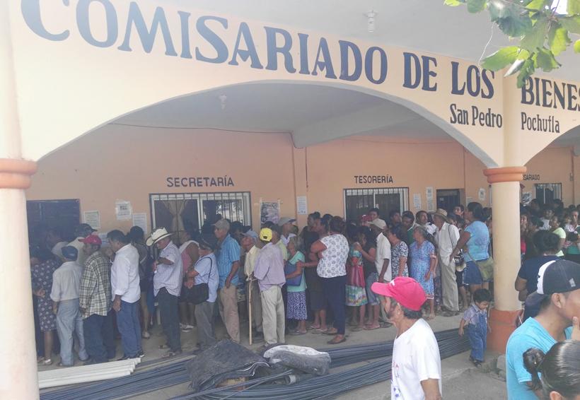 Alistan elección agraria para el 11 de marzo en Pochutla, Oaxaca | El Imparcial de Oaxaca