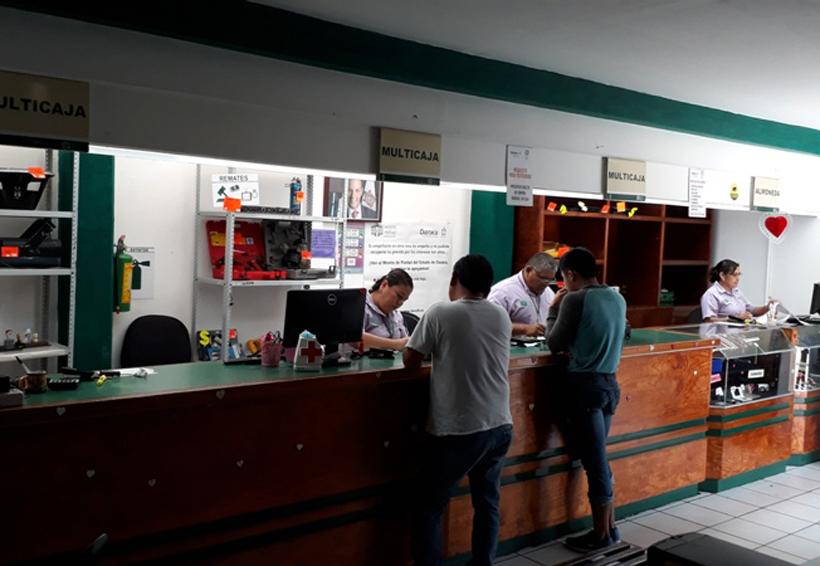 Aumenta en Tuxtepec la  afluencia de pignorantes | El Imparcial de Oaxaca