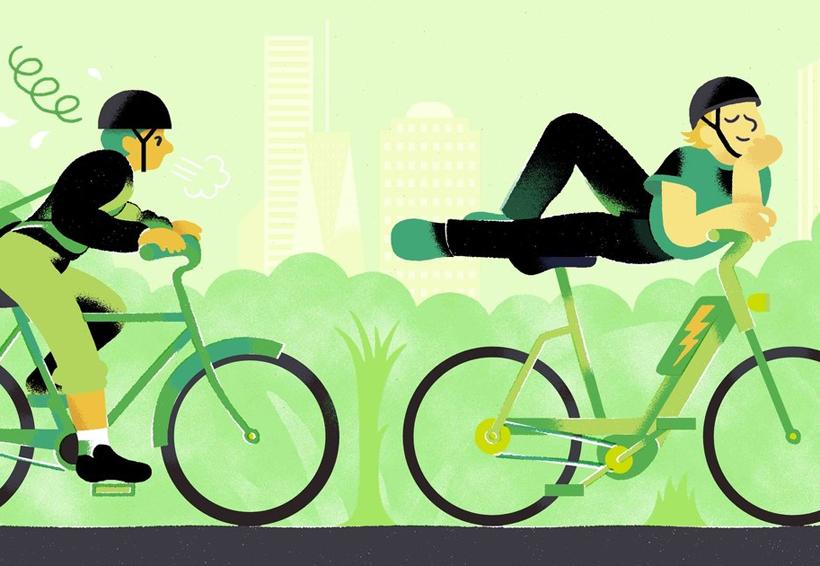 VBike, la nueva forma de usar bicicleta compartida en México | El Imparcial de Oaxaca