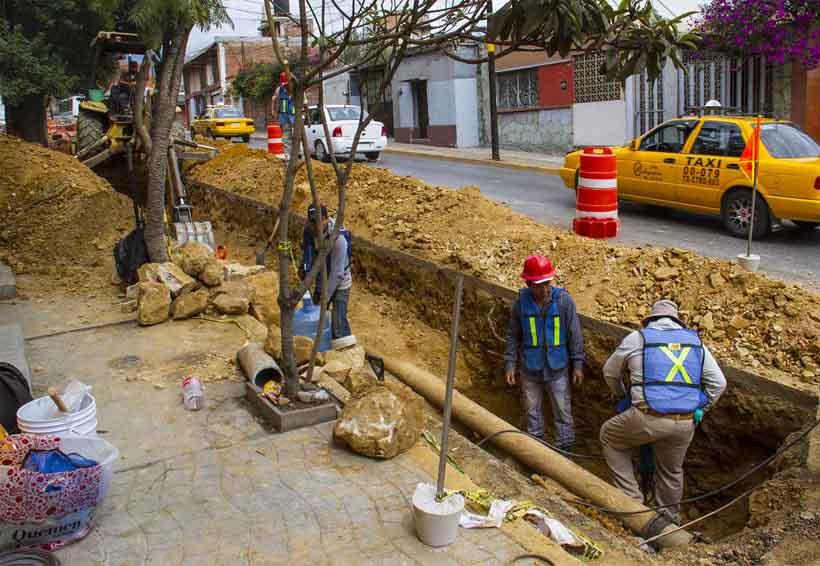 Busca SAPAO mejorar  servicio y evitar fugas | El Imparcial de Oaxaca