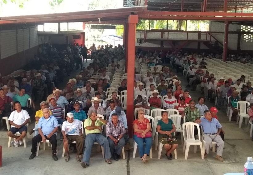 Buscan comuneros representar  comisariado en Pochutla, Oaxaca