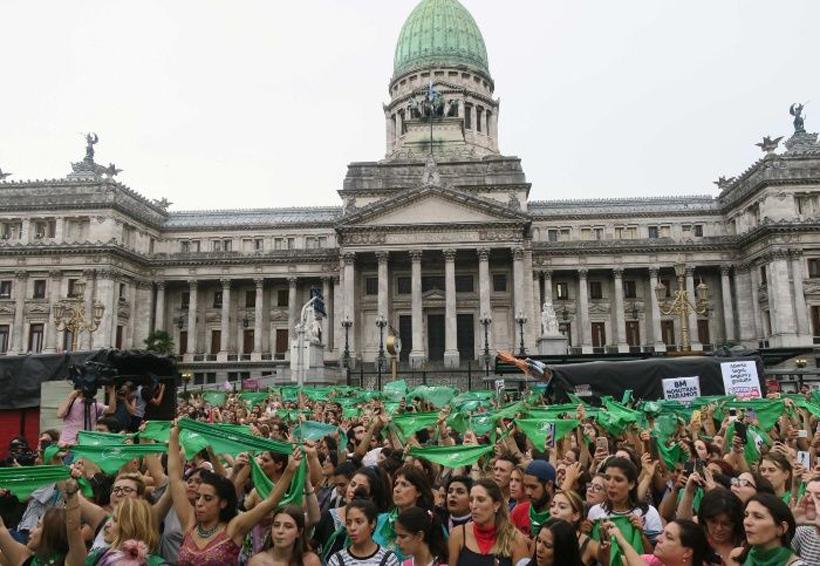Organizaciones feministas piden despenalizar el aborto en la Argentina | El Imparcial de Oaxaca